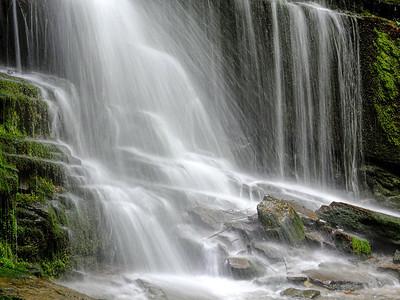 Minnahaha Falls, GA.