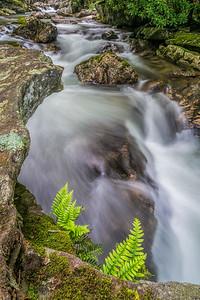 Upper Tallulah River