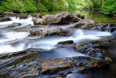 Upper Tallulah River, GA.