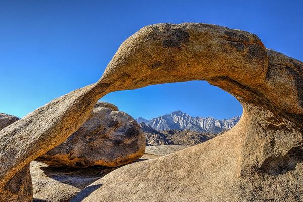 Mobius Arch, Alabama Hills, CA.