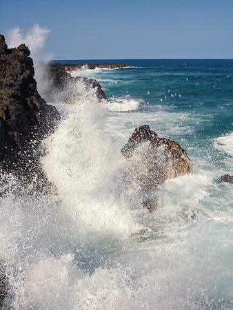 Hawaii Splash
