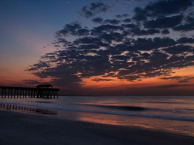 Sunrise, Tybee Island, GA.