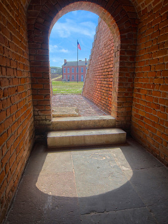 Fort Clinch, Amelia Island, FL.