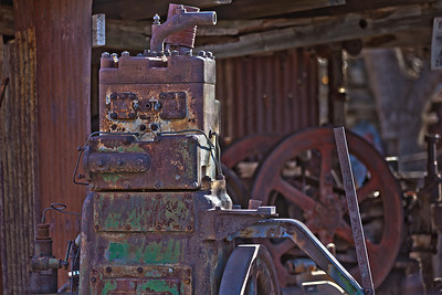 Gold King Mine, Sedona Camera Club, Jerome, Arizona