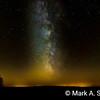 Milkyway over Baycity