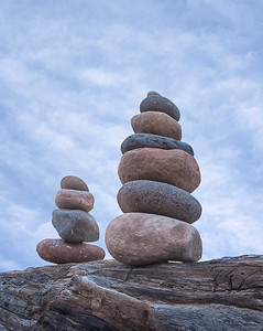 The Art of Balance (balancing sky)