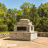 Canoer's Memorial Monument, River Road, west of Oscoda