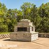 Canoer's Memorial Monument, River Road, west of Oscoda