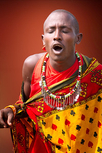 Maasai Dancer