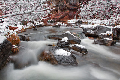 Oak Creek Snow