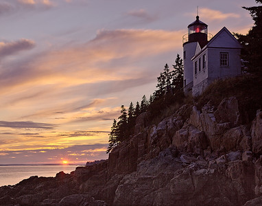Bass Harbor Light
