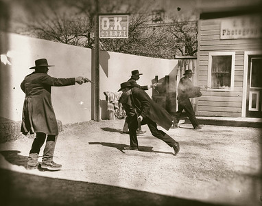 Gunfight at OK Corral
