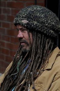 Guy with Dreds