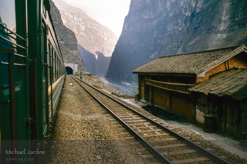 Kunming-Chendu Express