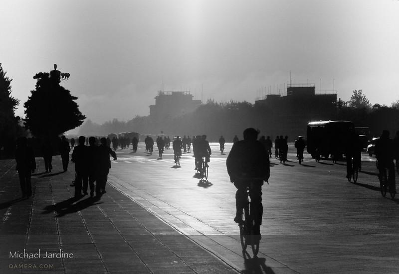 Tian An Men Square, Beijing