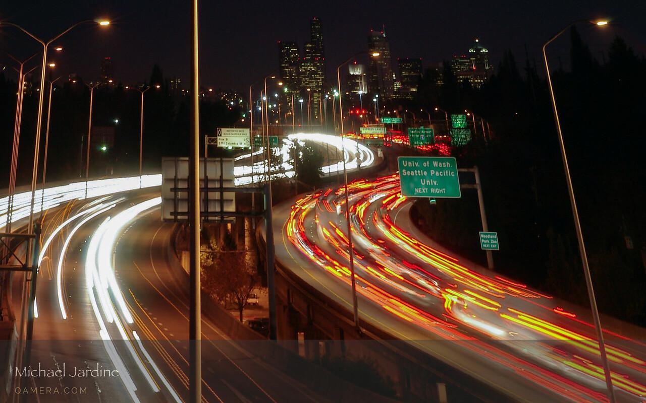 Seattle Freeway