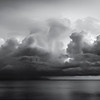 Storm Clouds on the Pacific