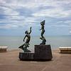 Poseidon and Mermaid