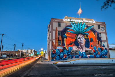 Mural By Rocky Martinez