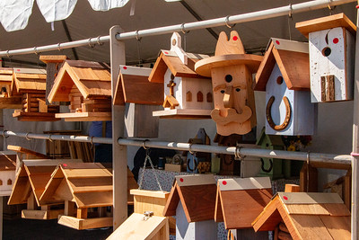 22_Birdhouses @ vendor marketplace_Wooden Shoe Tulip Farm © June Russell-Chamberlin