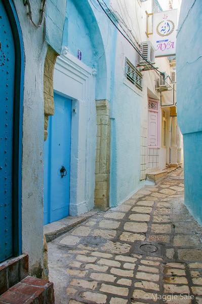 Medina street in Sousse