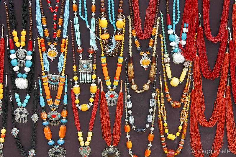 Jewellry in Sidi Bou Said