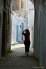 Woman in Kairouan