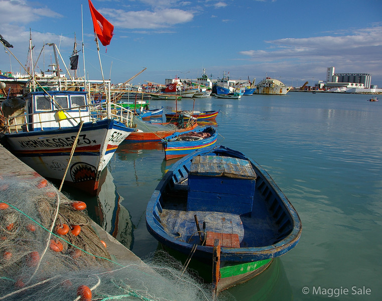 Port of Sousse