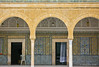 Mosque with tiled walls, Kairouan