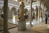 Museum renowned for Roman figures and mosaics in Tunis