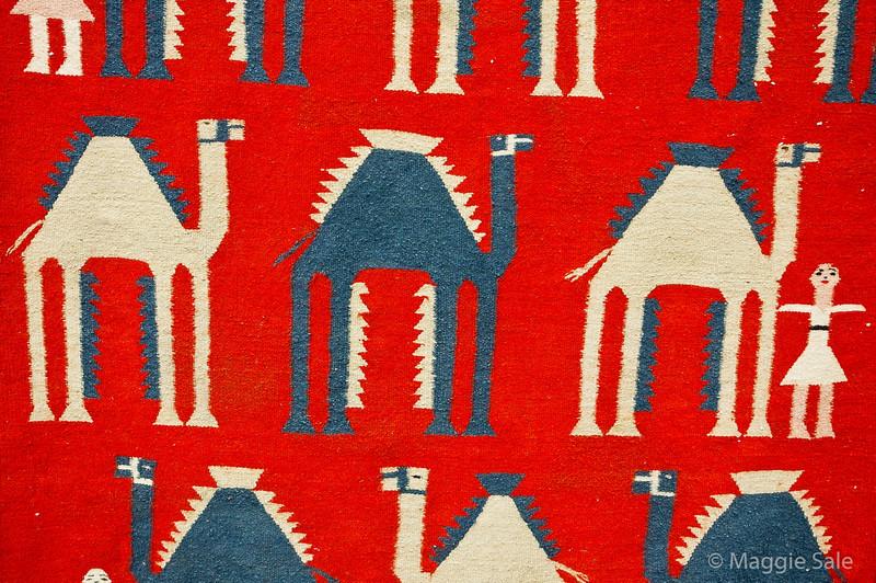 Kairouan - carpet capital of Tunisia