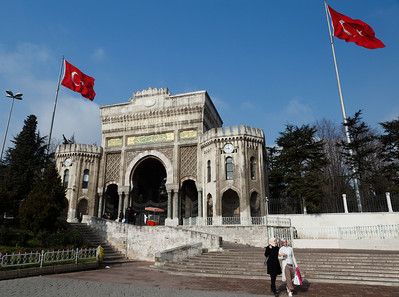 Istanbul University, Istanbul, Turkey