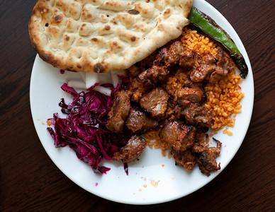 Gel-Gor, serving up the best kebabs in Istanbul