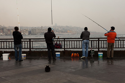 Bosphorus River, Istanbul, Turkey