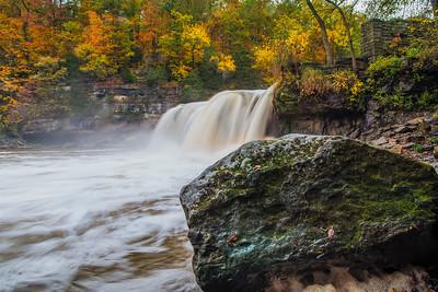 Lower Cataract Falls Colors-1