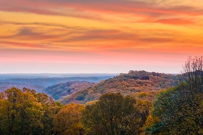 Brown County Sunrise