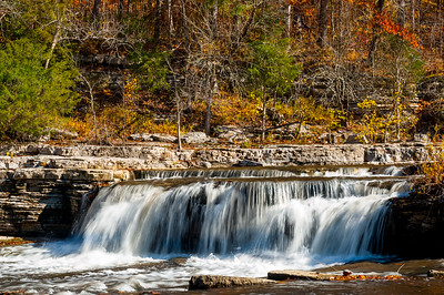 Cataract Falls Color