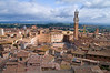 View of Il Campo, Siena