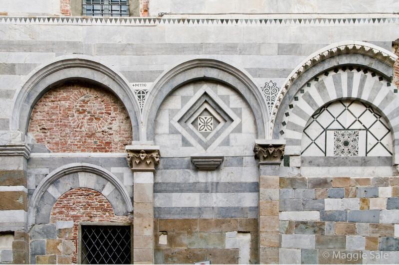 Arches, Pisa