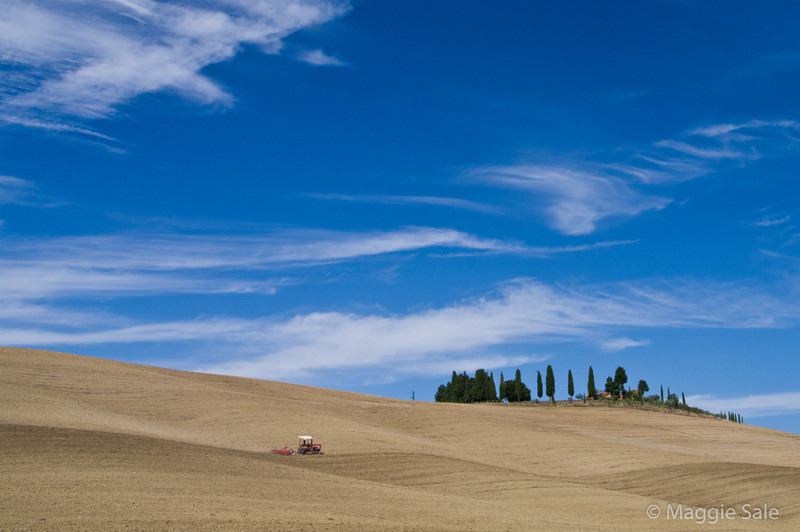 Farm in Val d'Orcia