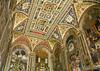 Duomo Library frescoes, Siena