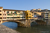 Ponte Vecchio across River Arno, Florence