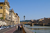 River Arno and bridges, Florence