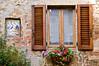 Window, Pienza