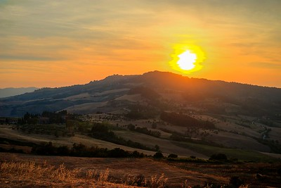 Sunstorm | Val di Cecina, Tuscany