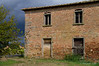 Abandoned farm near Cortona