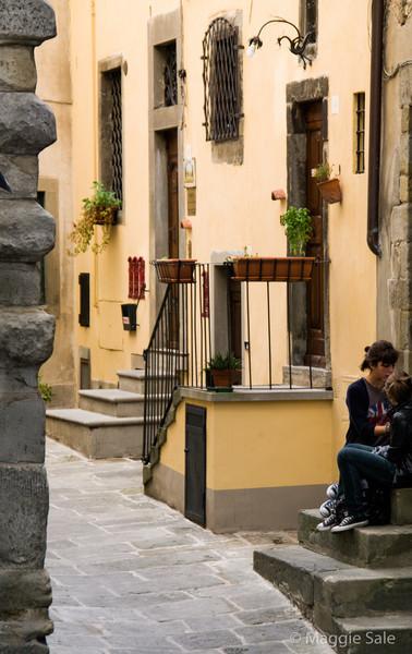 Cortona street