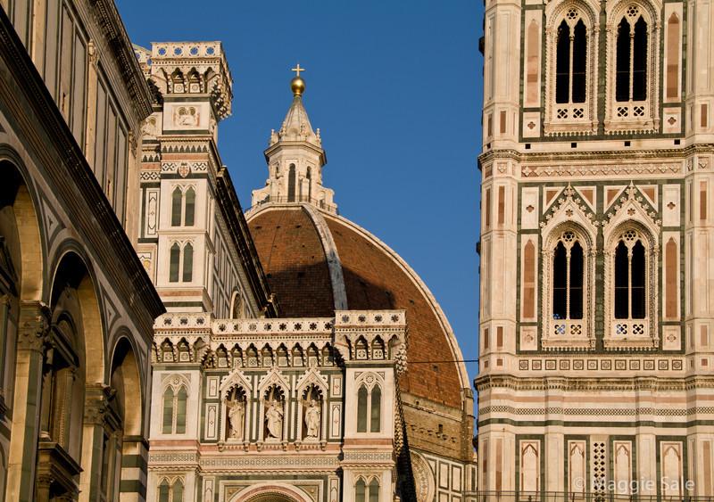 Duomo and Campanile, Florence
