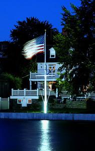 American Flag, Newport RI