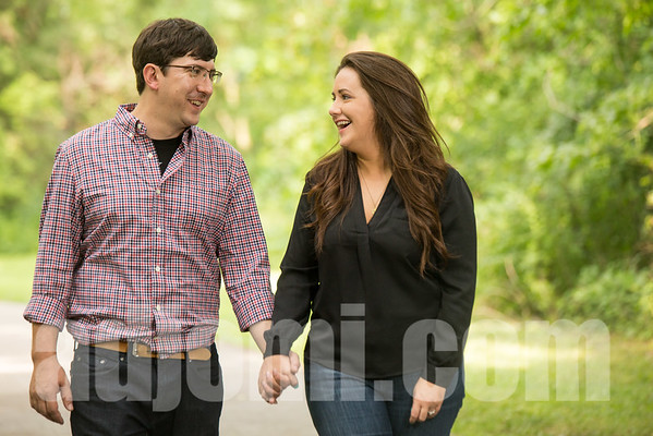 Tyler and Jess engagements